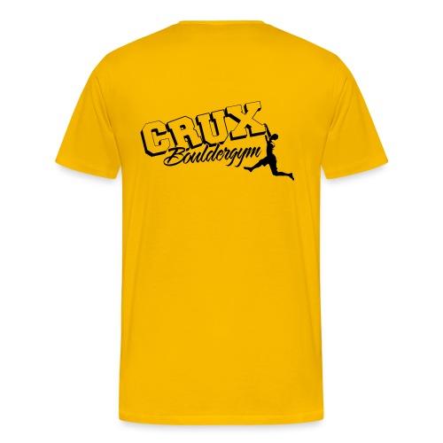 CRUX - Mannen Premium T-shirt
