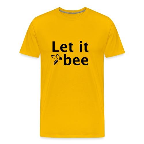 IVW - Let it bee - Männer Premium T-Shirt