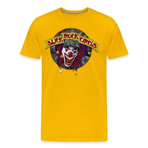 Slick Rock Circus - Evil - Männer Premium T-Shirt