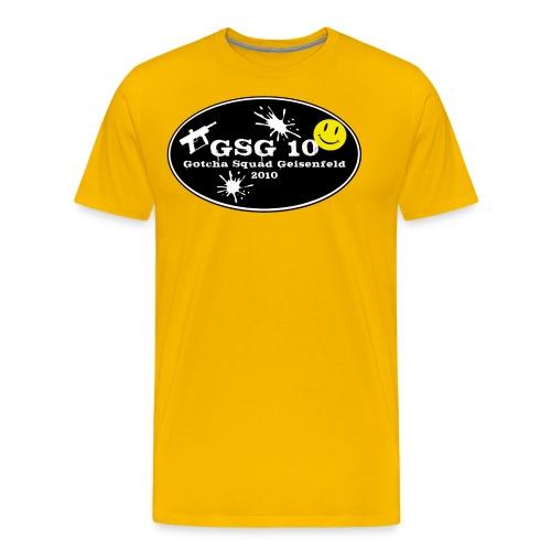 GSG 10 - Männer Premium T-Shirt