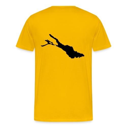 bodensee1 - Männer Premium T-Shirt