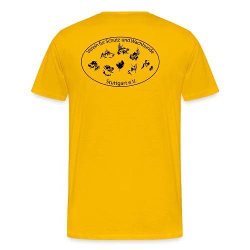 vf10405 logo vfsuw v2 - Männer Premium T-Shirt