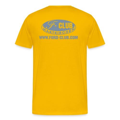 logo neu 2 - Männer Premium T-Shirt