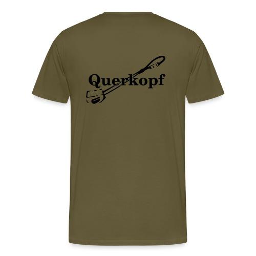 Querkopf - Männer Premium T-Shirt