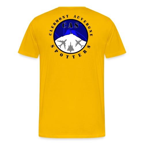 Logo CAS - T-shirt Premium Homme