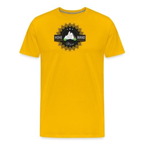 HOHEWANDWIESE_LOGO - Männer Premium T-Shirt