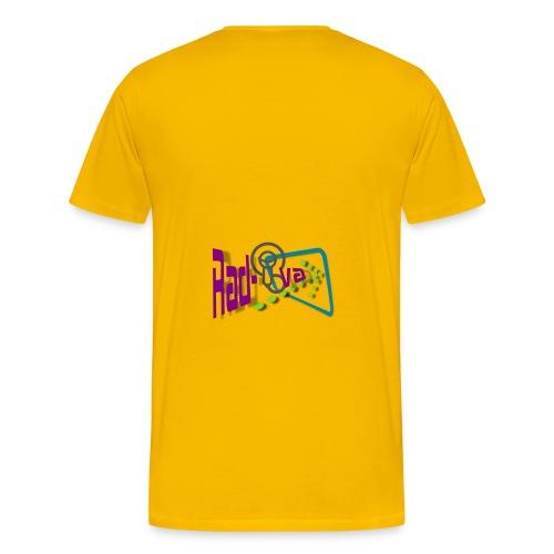 logo radiva png - Mannen Premium T-shirt