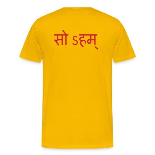 soham - Männer Premium T-Shirt