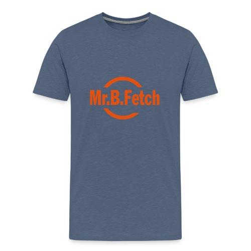 Logo_klein_MBF-01 - Männer Premium T-Shirt