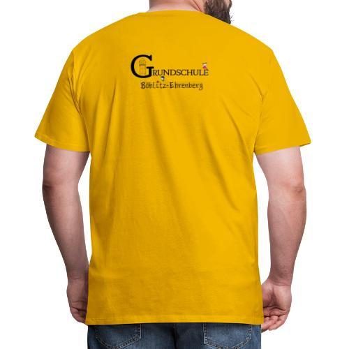 Grundschule Böhlitz-Ehrenberg - Männer Premium T-Shirt