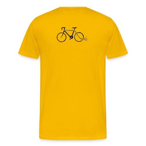 machine_écrabouille_sexis - T-shirt Premium Homme