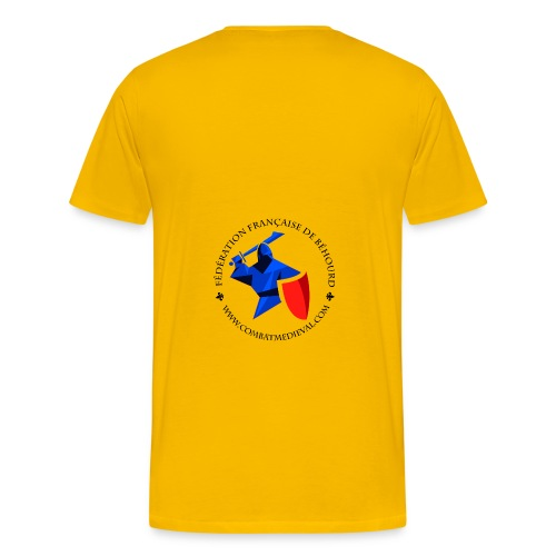 test2 gif - T-shirt Premium Homme