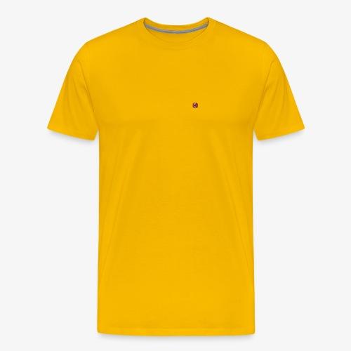 Logo-Jonas - Männer Premium T-Shirt