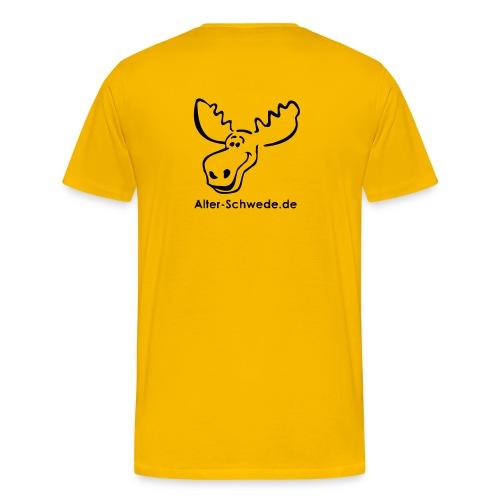 small elk test - Männer Premium T-Shirt