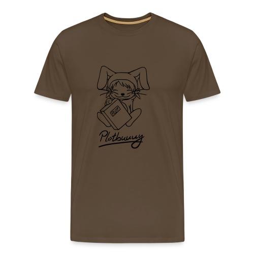 Plotbunny 1 - Männer Premium T-Shirt