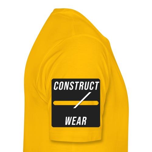 constructwear. Future design - Männer Premium T-Shirt
