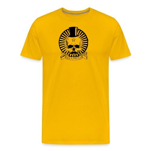 El circo - Camiseta premium hombre