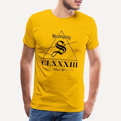 Hood 187 - T-shirt Premium Homme