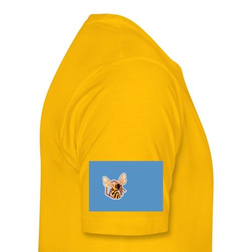 Bee United - Mannen Premium T-shirt