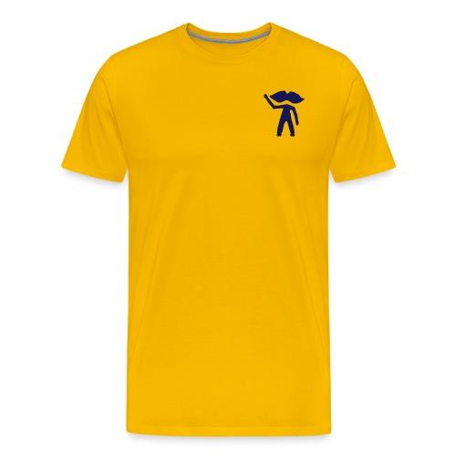 bonhomme petit - T-shirt Premium Homme