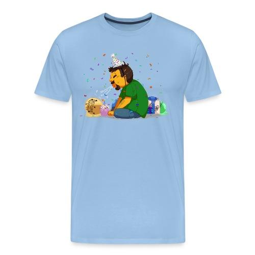 Geburtstag - Männer Premium T-Shirt