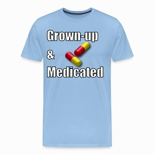 Grown Up - Men's Premium T-Shirt