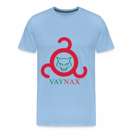Vaynax - Männer Premium T-Shirt