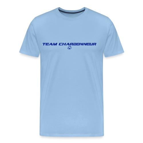 Team Charbonneur coloré - T-shirt Premium Homme
