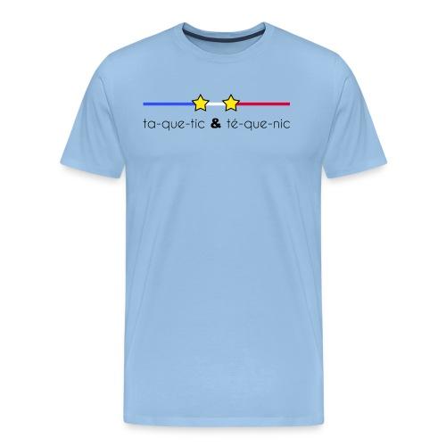 ta-que-tic & té-que-nic - T-shirt Premium Homme