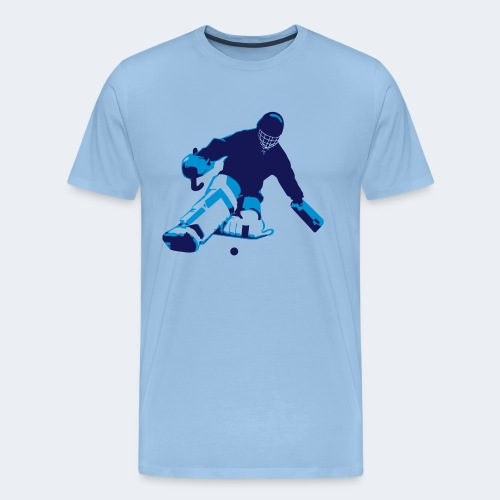 Feldhockey Torwart - Männer Premium T-Shirt