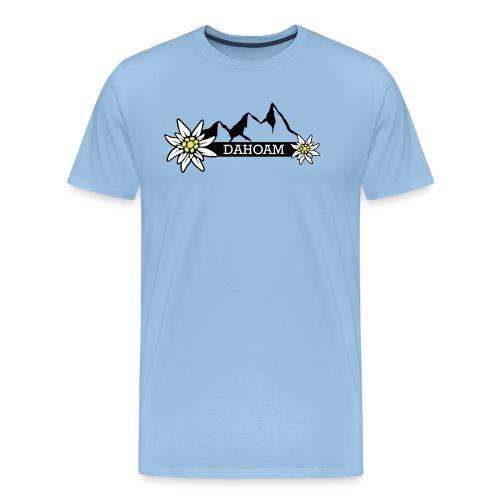 Dahoam - Männer Premium T-Shirt