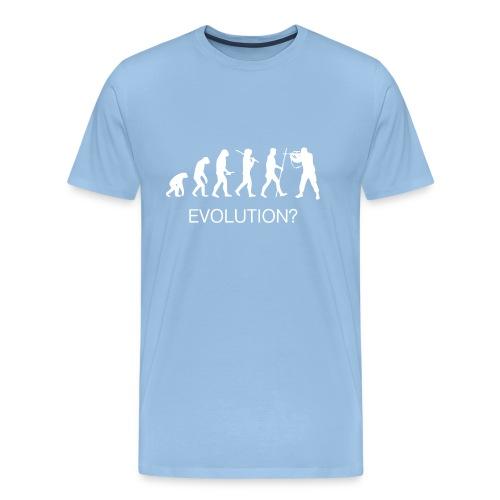 EVOLUTION & Guerres - T-shirt Premium Homme