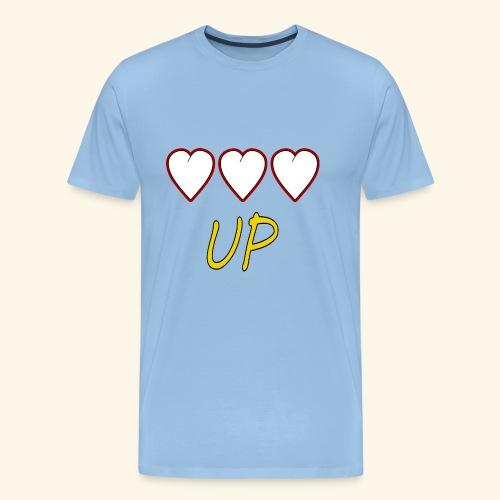 UP - Maglietta Premium da uomo