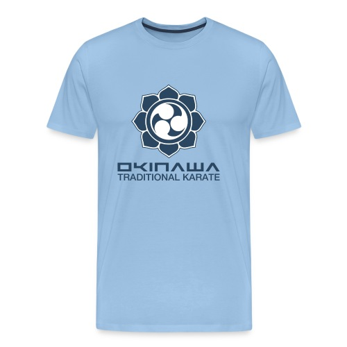 Okinawan Karate - Men's Premium T-Shirt