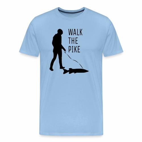Walk The Pike - Männer Premium T-Shirt