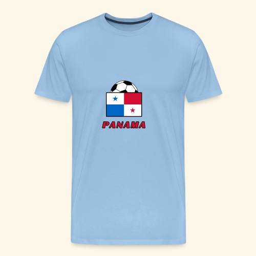 PANAMA national team design - Men's Premium T-Shirt