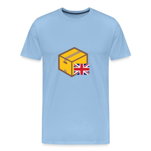 English Box Collection - T-shirt Premium Homme