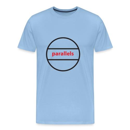 parallèles - T-shirt Premium Homme
