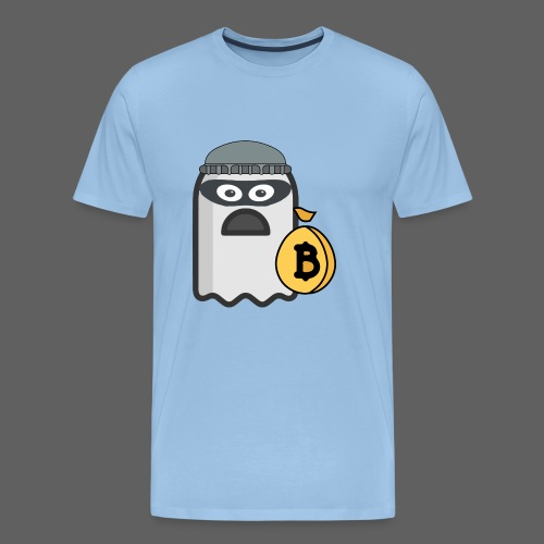 Ghost thief - T-shirt Premium Homme