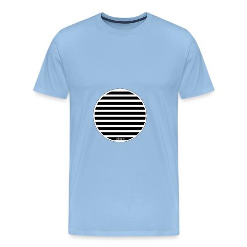 chemise verte - T-shirt Premium Homme