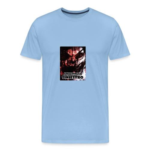 SINIESTRO - Camiseta premium hombre