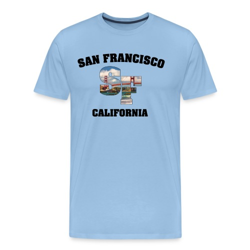 San Francisco - Männer Premium T-Shirt