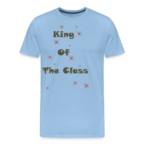 king of the class - T-shirt Premium Homme
