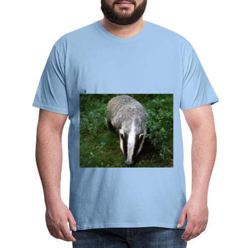 lillerik01 - Premium-T-shirt herr