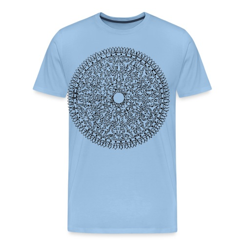 Ornament 028 - Männer Premium T-Shirt