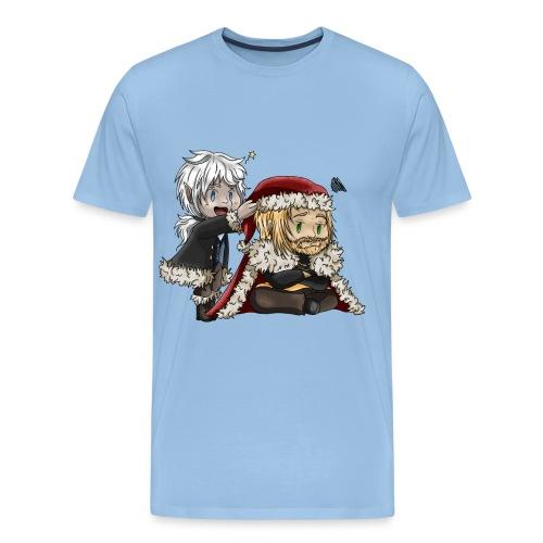 Noël en Famille - T-shirt Premium Homme