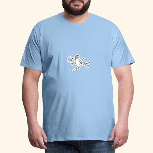 Dirtycat - Männer Premium T-Shirt