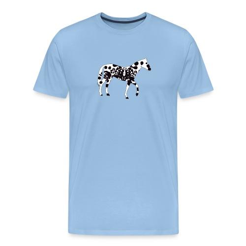 112217815 129863728 horse - Maglietta Premium da uomo