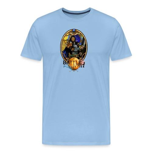 Battle for Legend : Guerrier Impérial - T-shirt Premium Homme