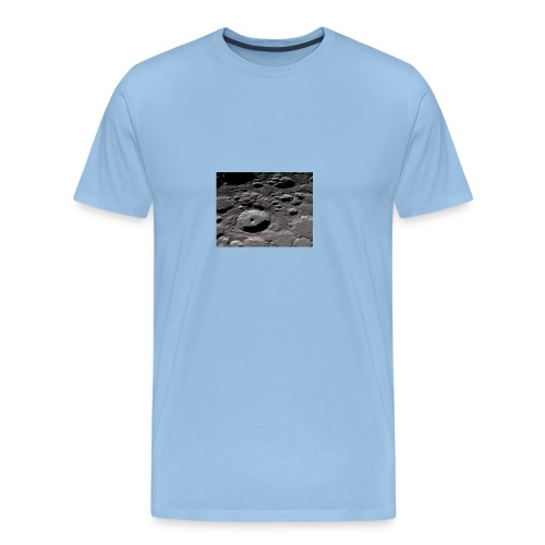 Moon surface I - Men's Premium T-Shirt